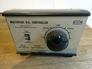 Hammant & Morgan Multipack D.C. Controller          LOT 12