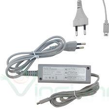 Alimentatore caricabatterie caricabatteria per controller gamepad Nintendo WII U