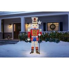 5' Tall Nutcracker Soldier Holiday Yard Christmas Decoration Indoor Outdoor NEW