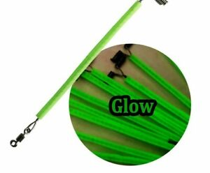 Terminal Tackles Arms Darkness Glow Swivel Beads Fishing Rig Branches Dropper