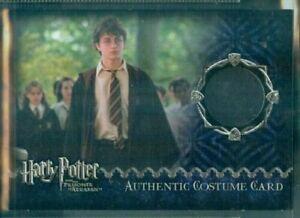 Harry Potter Prisoner Azkaban Update Daniel Radcliffe Costume Card RETAIL ONLY!