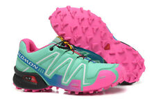 New Women's Salomon SpeedCross 3 CS Running Shoes Outdoor Athletic Shoes