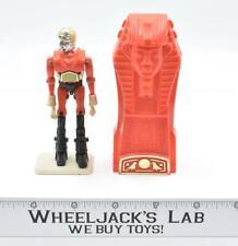 Red Orange Pharoid Time Chamber Mego Micronauts Action Figure 1977
