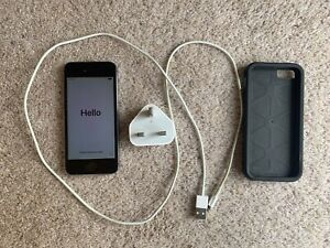 APPLE IPHONE 5s SPACE GREY HANDSET 16GB GREAT CONDITION - COMES WITH EXTRAS!!