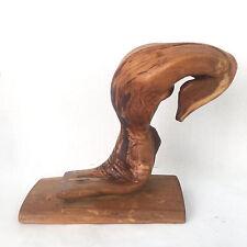 Driftwood Handmade Unique Unusual Ocean Sea Beach Natural Wood Art Sculpture