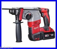 Milwaukee 2605-22 Rotary Hammer Drill M18 LITHIUM-ION 7/8 SDS Plus Kit w/220V