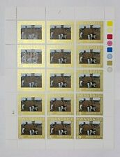 More details for 1975 rwanda - increased production year - full block with traffic lights - mnh