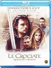 Blu Ray LE CROCIATE - (2005) (Director's Cut) ***Contenuti Speciali***.....NUOVO