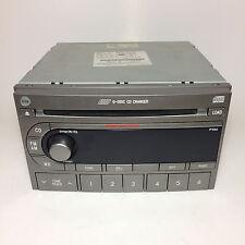 2004-2006 Subaru Forester 6 Disc CD Player Radio OEM