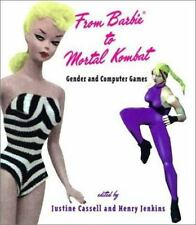 From Barbie to Mortal Kombat: Gender and Computer Games