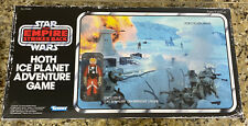 Star Wars Retro Collection HOTH ICE PLANET ADVENTURE GAME Luke Skywalker Pilot