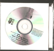 "ROLLING STONES ""Live Licks/Stripped"" Rare Radio Show Acetate CD"
