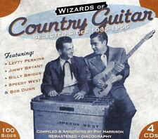 Wizards Of Country Guitar 1935-1955 (CD NEUF)