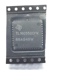 TL16C550CFN TEXAS INSTRUMENTS UART Interface, 1, 1 Mbps, 3 V, 3.6 PLCC-44
