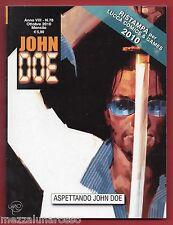 JOHN DOE 78  Ristampa per Lucca 2010 - EURA Edizioni ESAURITO