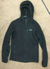 PATAGONIA Better Sweater Zip Up Black Size Small (fits slim Medium)