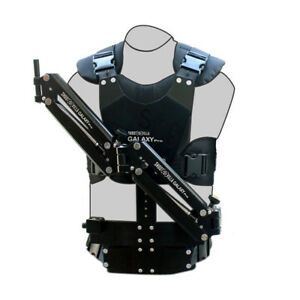 SHOOTVILLA Galaxy Dual Arm & Vest for HD-3000 Stabilizer Steadicam Video Camera