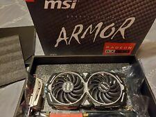 MSI Radeon RX 580 8GB GDDR5 Graphics Card
