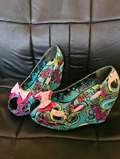 Iron Fist Wedges Size 7/40