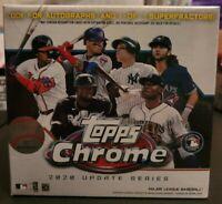 Topps Chrome 2020 Update Series ~ Mega Box ~ MLB Baseball Cards, Sealed