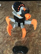 Nerf Combat Creatures Terradrone R/C Drone Complete And Tested