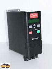 Danfoss VLT 2800 Umrichter  195N0003  VLT2803PS2B20STR1DBF00A00 ** Neuwertig **