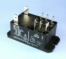 Potter & Brumfield T92P11D22-12 Power Relay Dpdt 12V Dc 30A, Te/T92 277Vac, 3Hp