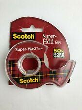 Scotch Super-Hold Tape