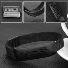 For Fitbit Flex 2 Bracelet Band Jewelry Stainless Steel Milanese Metal Chain New