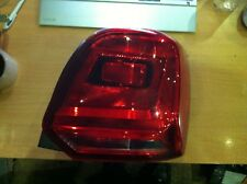 VW POLO FACE LIFT RIGHT REAR LIGHT LAMP DRIVER SIDE 14-16 6C0945112A 6C0945096L