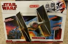 Imperial Tie Fighter 2009 Legacy Collection Star Wars Target Exclusive