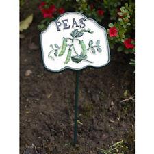 Decorazione vegetale Patch Peas segno GHISA dipinti a mano
