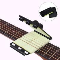 Am _ Eg _DR7 Haltbar Baumwolle Gitarre Instrument Teile Saiten Schrubber Cleanin