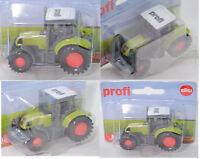 Siku Super 1008 00402 CLAAS ARES 697 ATZ Traktor, profi, Werbemodell, limitiert