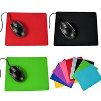 1Pcs Softable Ultra-thin Mousepad Travel Mouse Pad Anti-Slip Mouse Mat