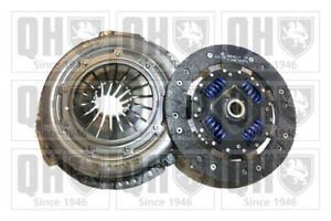 Clutch Kit 2 piece (Cover+Plate) QKT2636AF Quinton Hazell Top Quality Guaranteed