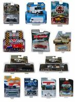 Greenlight 1/64th Vehicles Car Truck Ford Chevy Dodge More You choose Free Ship