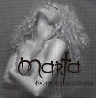 "MARTA SANCHEZ ""MOJA MI CORAZON"" SPANISH PROMO CD SINGLE / SLASH - GUNS' N ROSES"