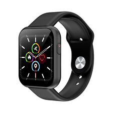 New Bluetooth Call Smart Watch Blood Pressure Heart Rate Monitor For iOS Android