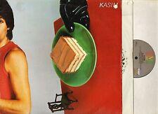 KASIM SULTON kasim ST 17063 usa emi america 1982 with inner LP PS EX-/VG