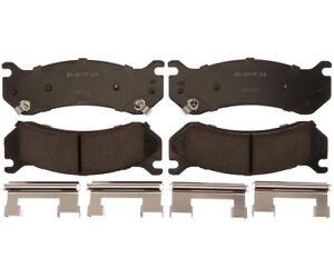 Disc Brake Pad Set-Specialty - Truck; Ceramic Rear,Front Raybestos SP785TRH