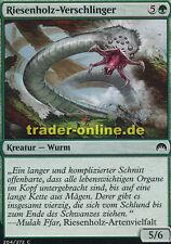 4x legno gigante-Divoratore di (VASTWOOD GORGER) Magic ORIGINS Magic