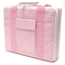 Bulldog Cases BD-567P 12 x 10-Inch Pink Nylon Pistol Case with Holster