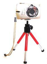 """Mini 8"""" Tripod Table Top For Kodak Pixpro AZ361 AZ362 AZ251 AZ41 FZ51 FZ151 SPZ1"""