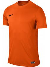 Nike Park VI Short Sleeve Mens Football T Shirt Jerseys Tops Sports T shirt Gym