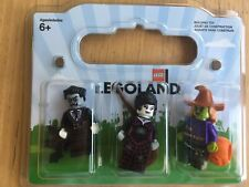 LEGO 853607 HALLOWEEN MINIFIGURE PACK BRAND NEW SEALED WITCH VAMPIRE SPIDER LADY