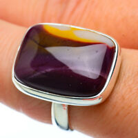 Mookaite 925 Sterling Silver Ring Size 8.25 Ana Co Jewelry R34213F