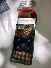 Civil War Reproduction Hand-sewn Housewife Sewing Kit 1860s Accessories