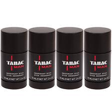 Tabac Man Deo Deodorant Stick 4 x 75 ml for man