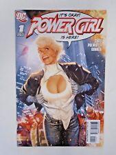 *Powergirl (2009) 1 (9.4 Adam Hughes cover) 2-11 NM- condition lot